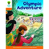 Oxford Reading Tree: Level 6: More Stories B: Olympic Adventureby Roderick Hunt