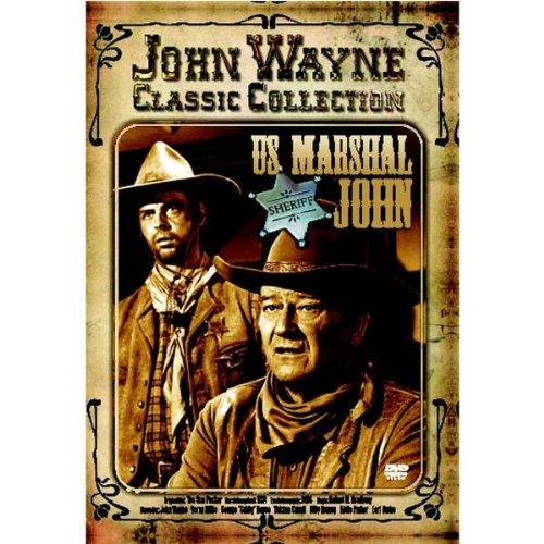 John Wayne - U.S. Marshal John