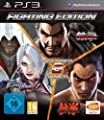Fighting Edition - Tekken 6/Soul Calibur 5/Tekken Tag Tournament 2 (PS3)