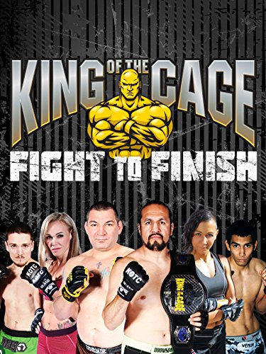 King of the Cage Fight to Finish