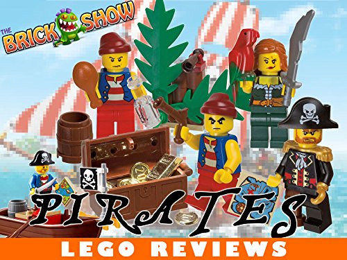 LEGO Pirates Reviews And Awesome Creations!
