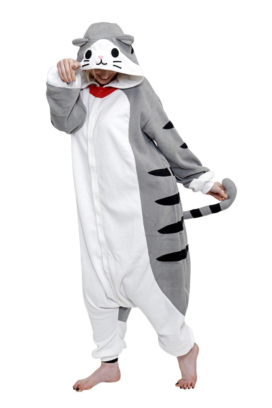 Tabby Cat Kigurumi (All Ages Costume)
