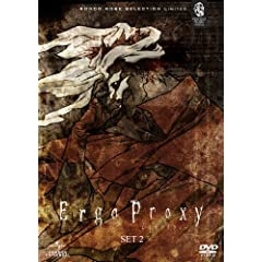 Ergo Proxy SET2 <��Ԍ��萶�Y> [DVD]