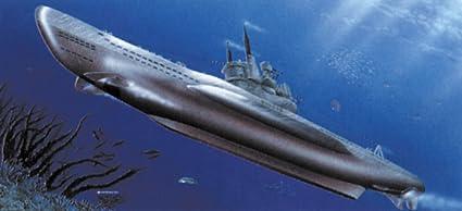 Heller - 81002 - Construction Et Maquettes - U - Boot - Echelle 1/400ème