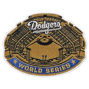 1963 Los Angeles Dodgers MLB World Series Championship Patch