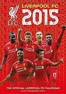 Official Liverpool FC 2015 Calendar (Calendars 2015)
