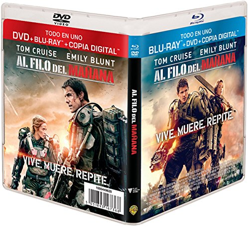 Al Filo Del Mañana (BD + DVD + Copia Digital) [Blu-ray].