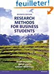Research Methods for Business Students-