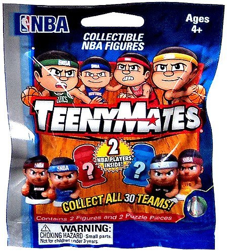 The Party Animal NBA Series 1 TeenyMates Action Figure - 1