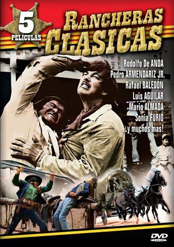 Rancheras Clasicas 5 Peliculas