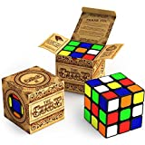 The Cube: Turns Quicker and More Precisely Than Original; Super-durable With Vivid Colors; Best-selling 3x3 Cube; 100%!