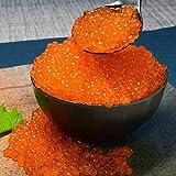築地の王様 イクラ醤油漬け 500g 最高級の一番手 銀座の寿司屋も使用中。厳選の本格派いくら。皮までトロける上物。 ランキングお取り寄せ