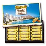 [ハワイお土産] ハワイ チョコウエハース 1箱 (海外 みやげ ハワイ 土産)