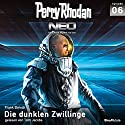 Die dunklen Zwillinge (Perry Rhodan NEO 6) Audiobook by Frank Borsch Narrated by Tom Jacobs