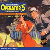 Operator #5 #7 October 1934 | Curtis Steele,  RadioArchives.com