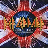 Rock Of Ages: Definitive Collection (2CD)by Def Leppard