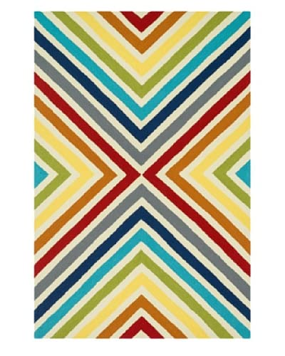 Loloi Palm Springs Rug, Multi, 7′ 6″ x 9′ 6″ As You See
