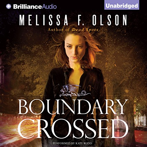 Boundary Crossed: An Old World Novel, Book 1