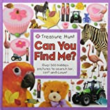 img - for Treasure Hunt Can You Find Me? (Seek and Find Book) book / textbook / text book