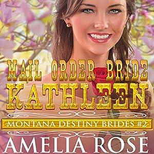 Mail Order Bride Kathleen Audiobook