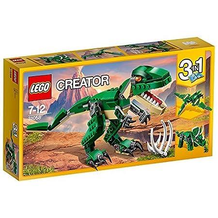 LEGO - 31058 - Creator - Jeu de Construction - Le Dinosaure Féroce