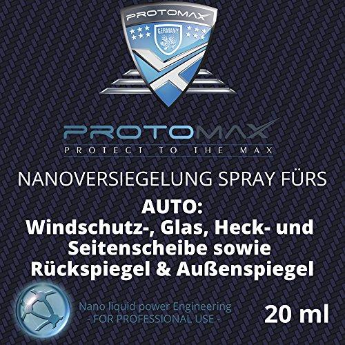 proto-max-nano-sealing-spray-car-windshield-glass-lens-rear-wheel-side-wing-mirrors-rearview-mirror-