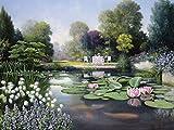 Poster Kunstdruck oder Leinwand-Bild-Druck Artland Wandbild fertig aufgespannt auf Keilrahmen Peter Motz Blumenzeit in verschiedenen Größen und Farben erhältlich