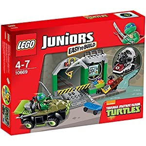 LEGO Juniors 10669: Turtle's Lair