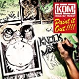 Paint it Out!!!!♪KNOCK OUT MONKEY