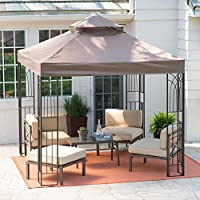 Coral Coast 8 x 8 ft. Gazebo Canopy