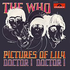 The Who - Pictures Of Lily / Doctor! Doctor! - Amazon.com Music