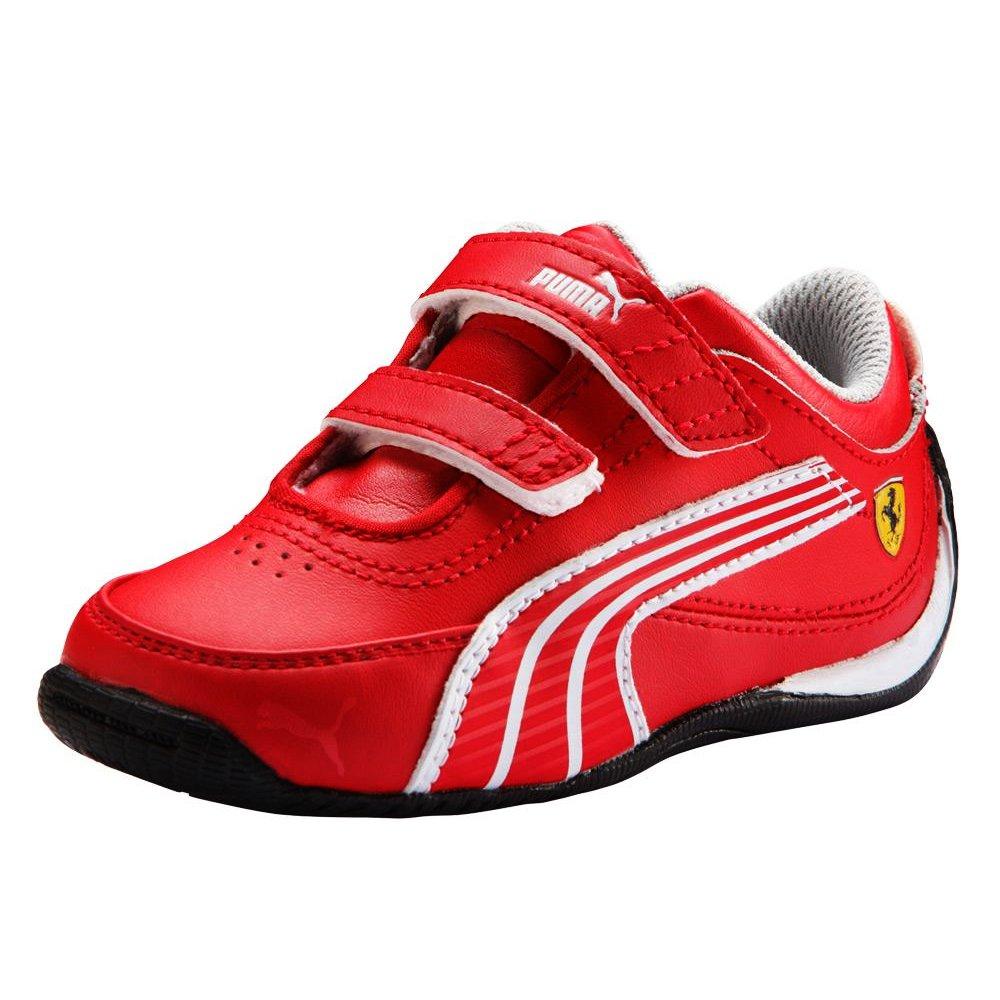 Zapatos Fórmula Niños Puma Para 1 Drift Sf Chicos Cat Ferrari Rojo aqK5UpKH