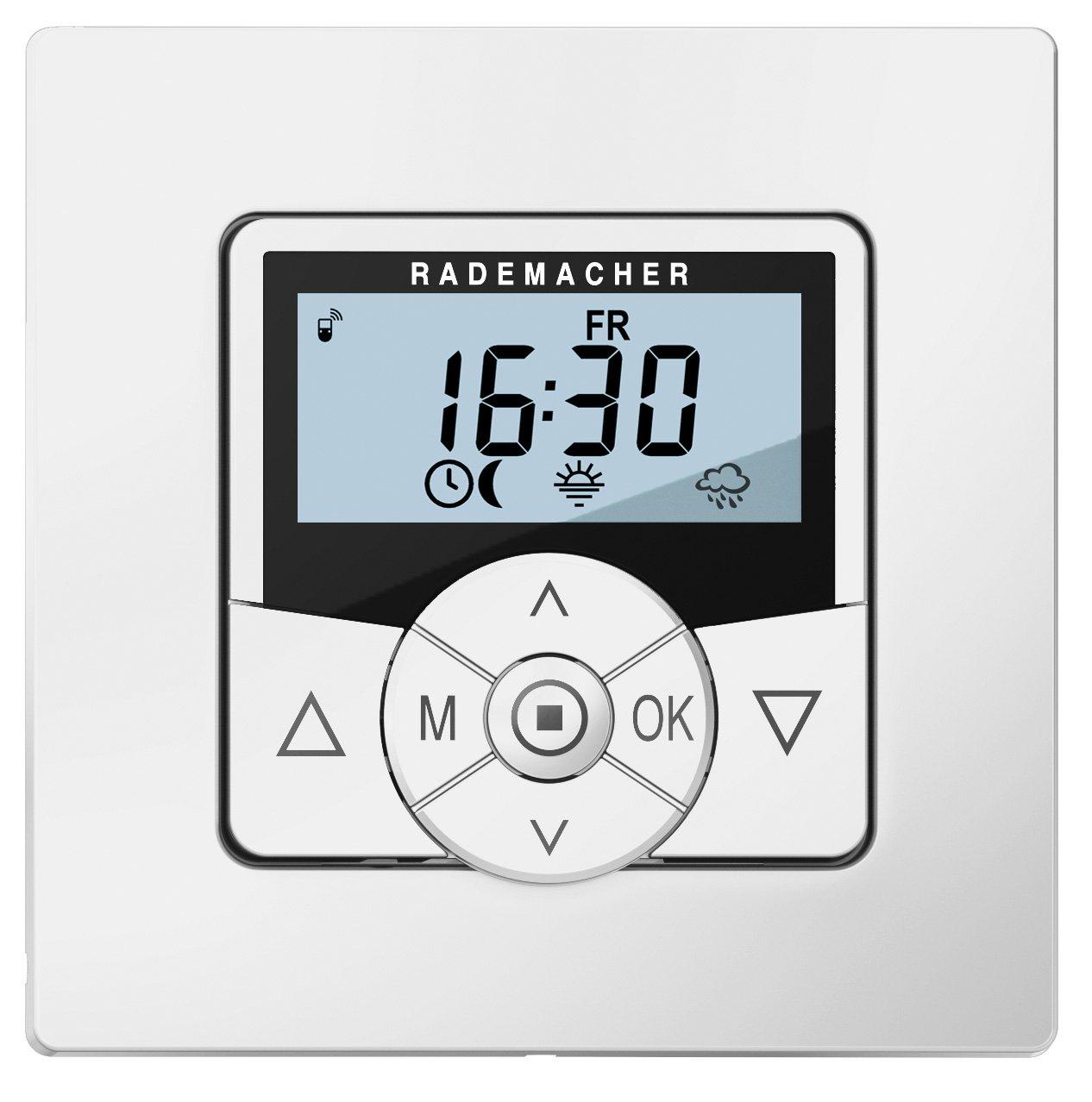 Rademacher Troll Comfort Duo Fern inklusive Rahmen, ultraweiß, 36500572  BaumarktKundenbewertung und Beschreibung