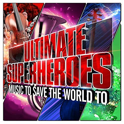 CD : Robert Ziegler - Ultimate Superheroes (United Kingdom - Import)