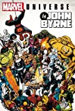 img - for Marvel Universe by John Byrne Omnibus book / textbook / text book