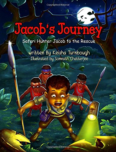Jacob's Journey: Safari Hunter Jacob to the Rescue