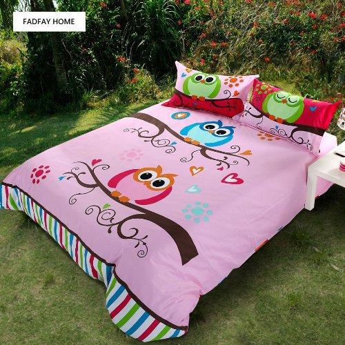 Owl Bedding Tktb