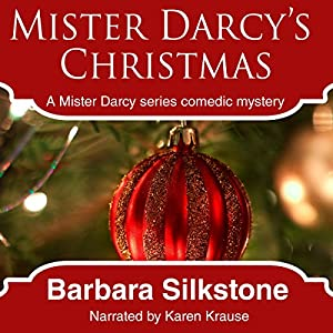 Mister Darcy's Christmas Audiobook