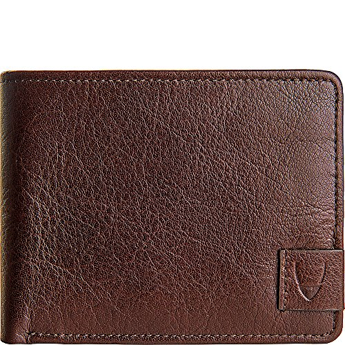 hidesign-vespucci-buffalo-leather-slim-bifold-wallet-brown