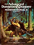 Advanced Dungeons and Dragons Monster Manual II