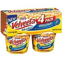 4-Pack Kraft Velveeta Shells and Cheese Original Pasta Sauce (2.39 oz)