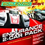 Scalextric Start C3140 GT 1:32 Scale Twin Slot Car Pack