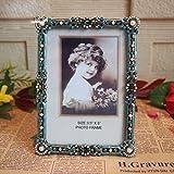 photo frame photo frame elegante perla diamante decorazioni regali squisito casa vacanze Jane in stile europeo