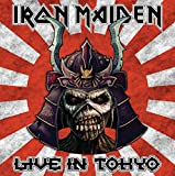 Iron Maiden LIVE IN TOKYO 2016 The Book Of Souls World Tour 2CD set