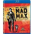 Mad Max Trilogy Boxset Blu-Ray 3 Movie Set (Region A) (Hong Kong Version) Chinese subtitled