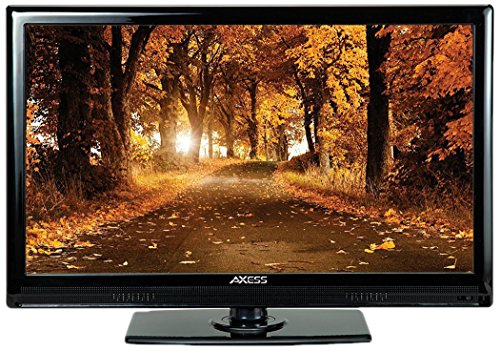 Axess 15.6-Inch LED TV with Full HD Display, Includes HDMI/USB Inputs, TV1701-15