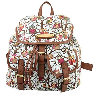 Printed Anna Smith Backpack from Anna Smith