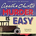 Murder Is Easy Audiobook by Agatha Christie Narrated by Hugh Fraser