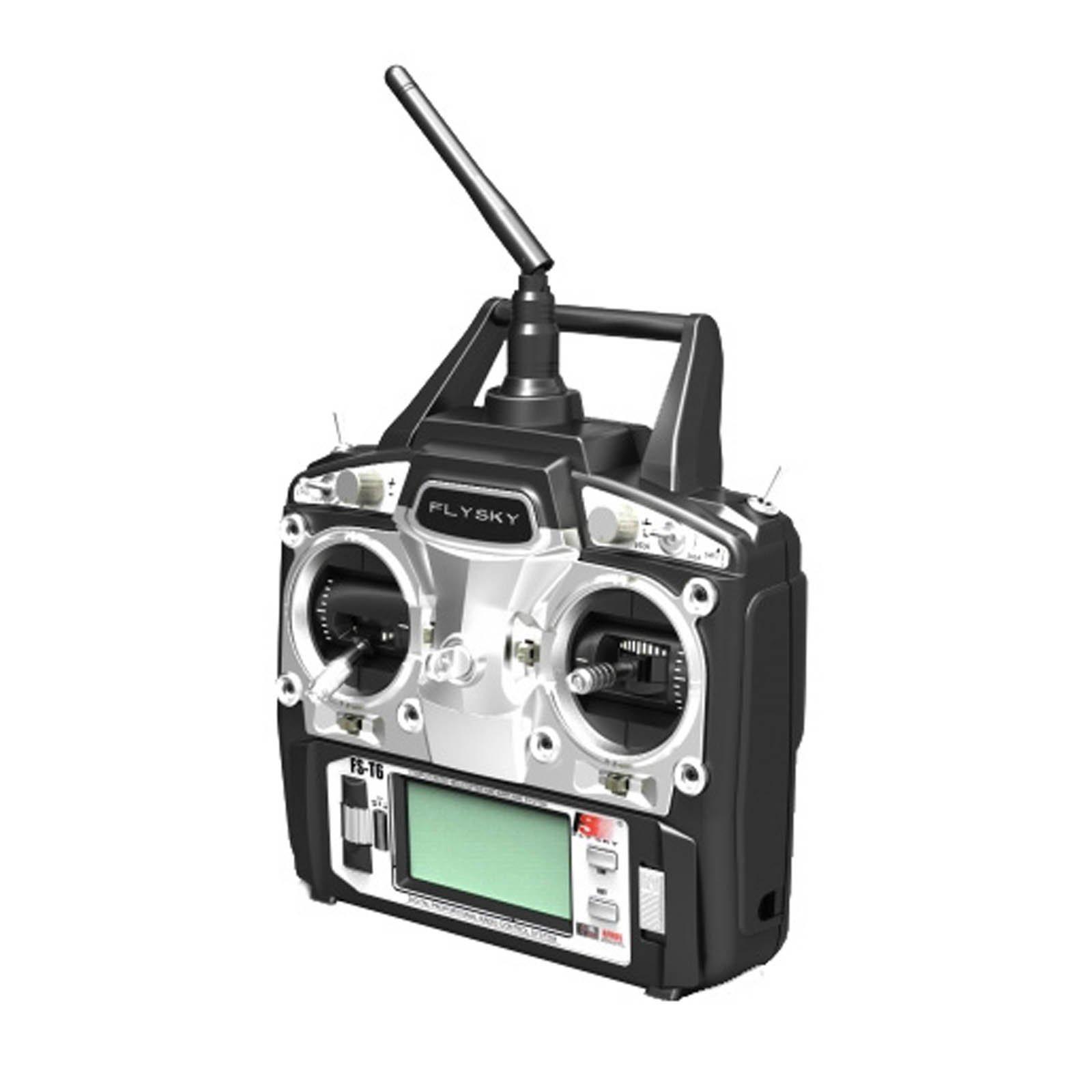FlySky 2.4GHz 6 Channel Digital Transmitter and Receiver ...  FlySky 2.4GHz 6...