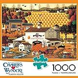 Buffalo Games Charles Wysocki: Pumpkin H...